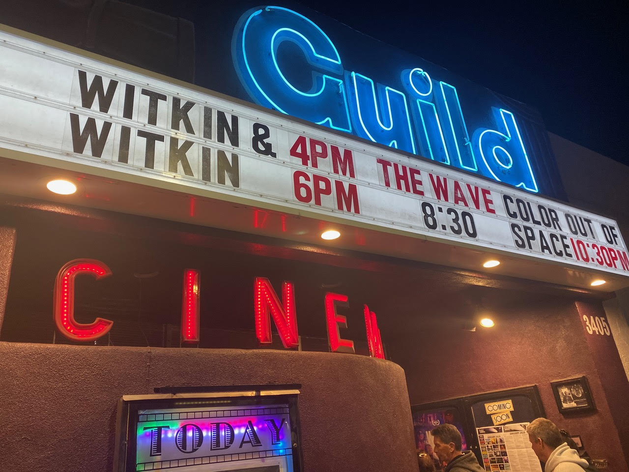 Albuquerque screen W&W 3